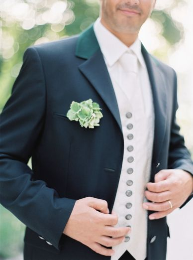 Tostmann Trachten Grooms Style for traditional Austrian wedding