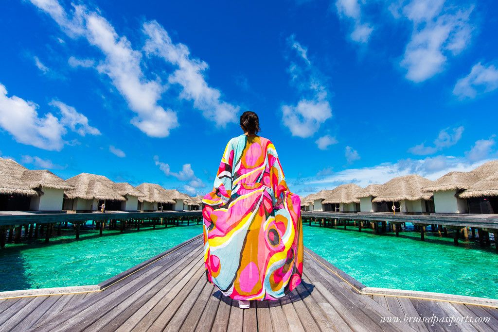 Tropical Island Paradise: A Lookbook from Maldives - Bruised Passports