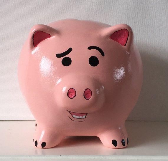 Ceramic Personalized Piggy Bank
