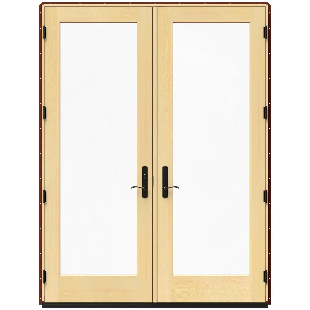 Jeld Wen French Doors Patio Clad Wood Patio Doors