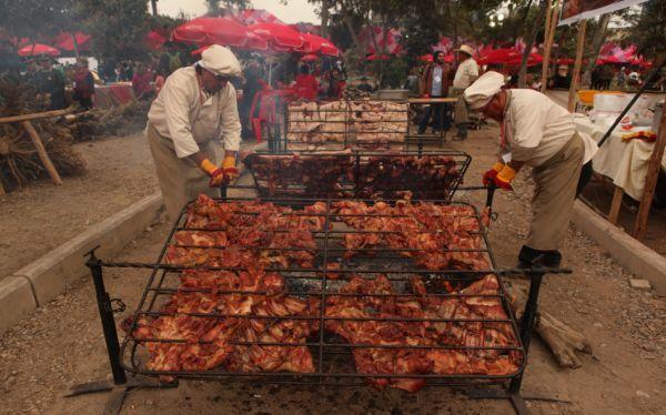 Mistura 2012: Estos son los cinco platos más vendidos de la feria