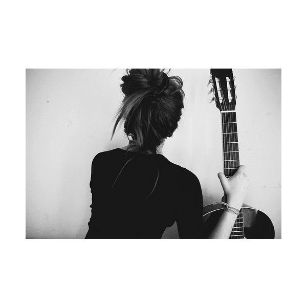 guitar   Tumblr ❤ liked on Polyvore featuring pictures, backgrounds,  photography, girls and