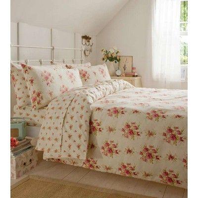 Madeline Ditsy Fl Bedlinen, Yorkshire Linen Bedding Sets