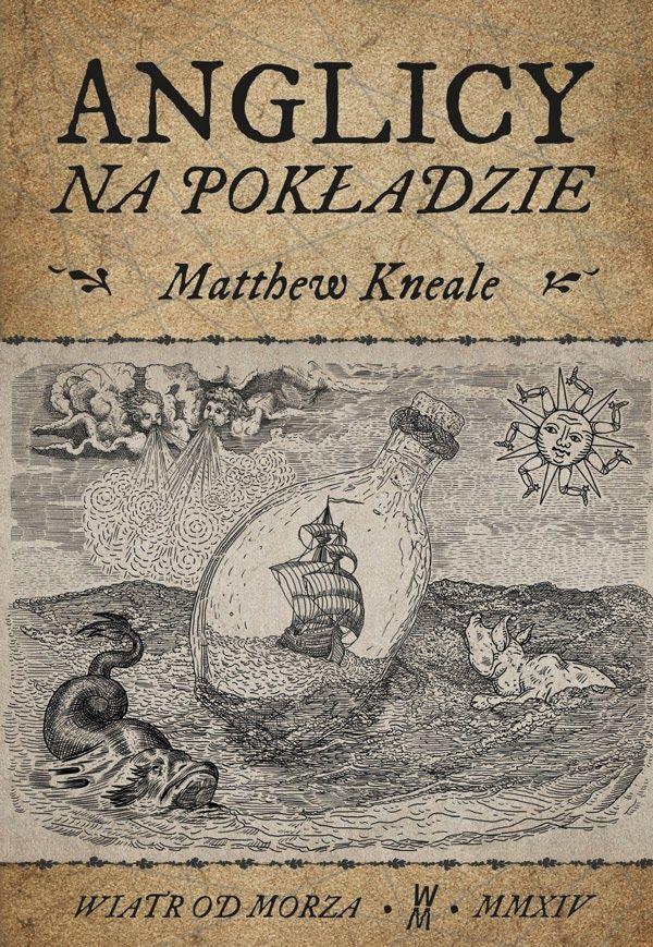"""Dzisiaj Międzynarodowy Dzień Tłumacza :)  Przypominam więc dzisiaj po pewnej niesamowitej powieści, którą miałam okazję przeczytać w ostatnich tygodniach. Chodzi mi mianowicie o """"Anglików na pokładzie"""" Matthew Kneale'a. Wydawcą książki jest Wiatr od Morza i to właśnie dzisiaj – nie bez powodu – przypada premiera powieści na polskim rynku.  http://dune-fairytales.blogspot.com/2014/09/anglicy-na-pokadzie-matthew-kneale.html"""