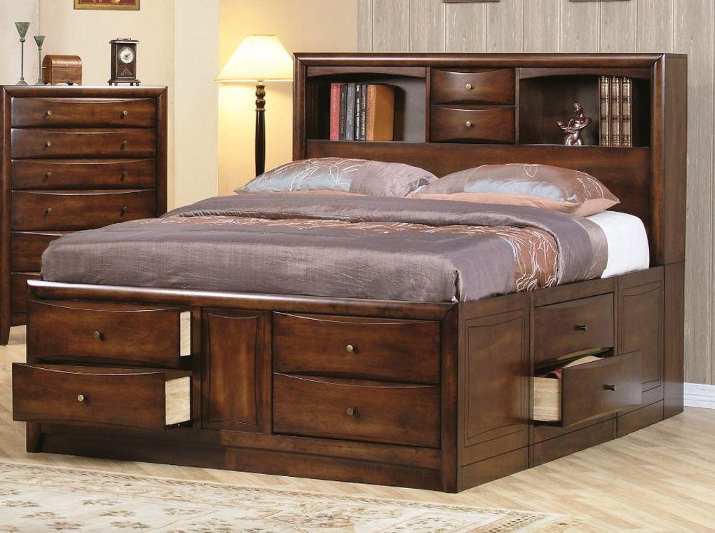 Queen Storage Bed Hillary Queen Storage Bed Bedroom Furniture