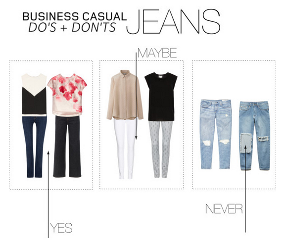 Your ultimate guide to a business casual dress code | The Muse ...