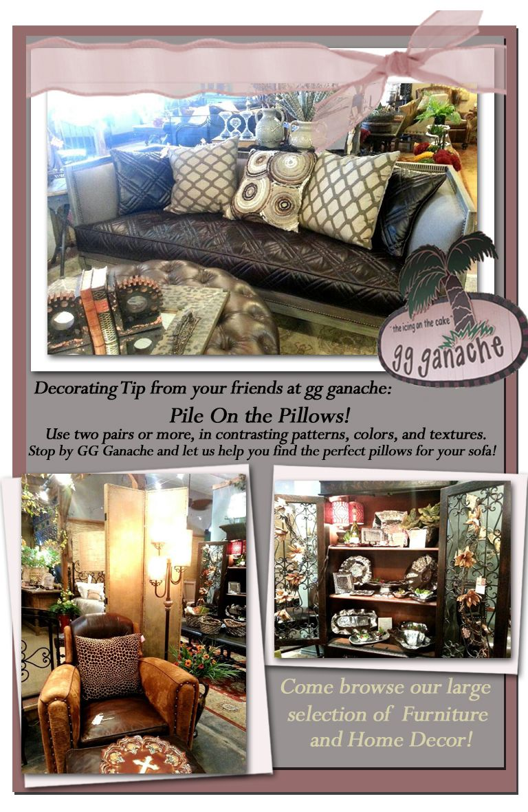Furniture And Furnishings! Gg Ganache, 3rd U0026 Historic Main Street Marble  Falls Like Us