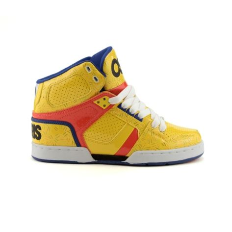 bc821c61659 Shop for Womens Osiris NYC 83 Slim Skate Shoe in Yellow Blue Orange at  Journeys Shoes. Shop today for the hottest brands in mens shoes and womens  shoes at ...