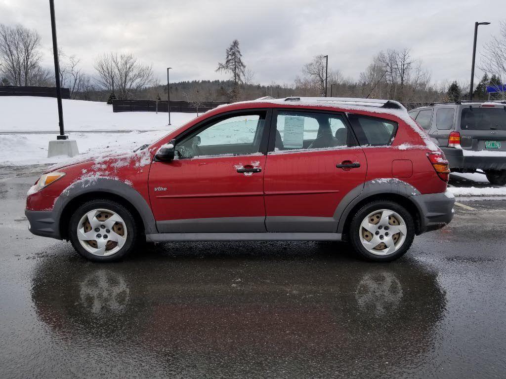 Pontiac Vibe 2007 4195 Pontiac Vibe Pontiac Vibes