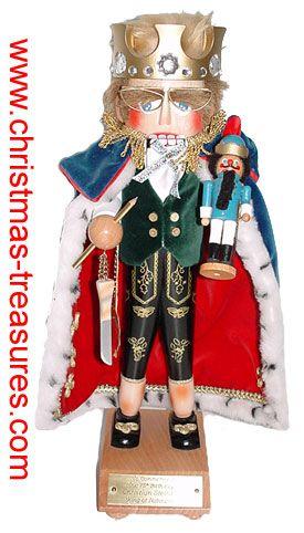 The Nutcracker King::Steinbach