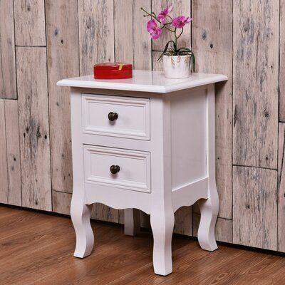 Best Canora Grey Batty Costway End Table With Storage In 2019 400 x 300