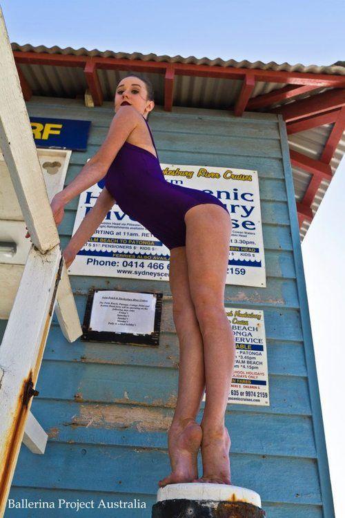 Hayden Hopkins - Ballerina Project Australia