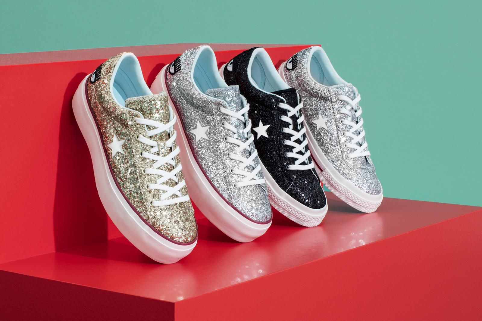c159545a3e7c Converse presenta One Star by Chiara Ferragni Collection