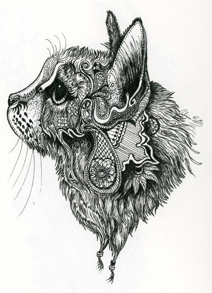 Kresby, ktoré vás môžu inšpirovať pri výbere ďalšieho tetovania ...