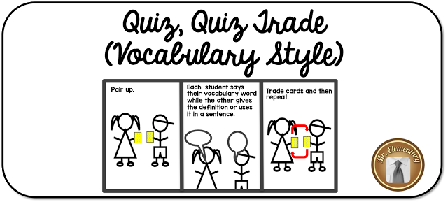 Who's Who and Who's New: Vocabulary Card Games