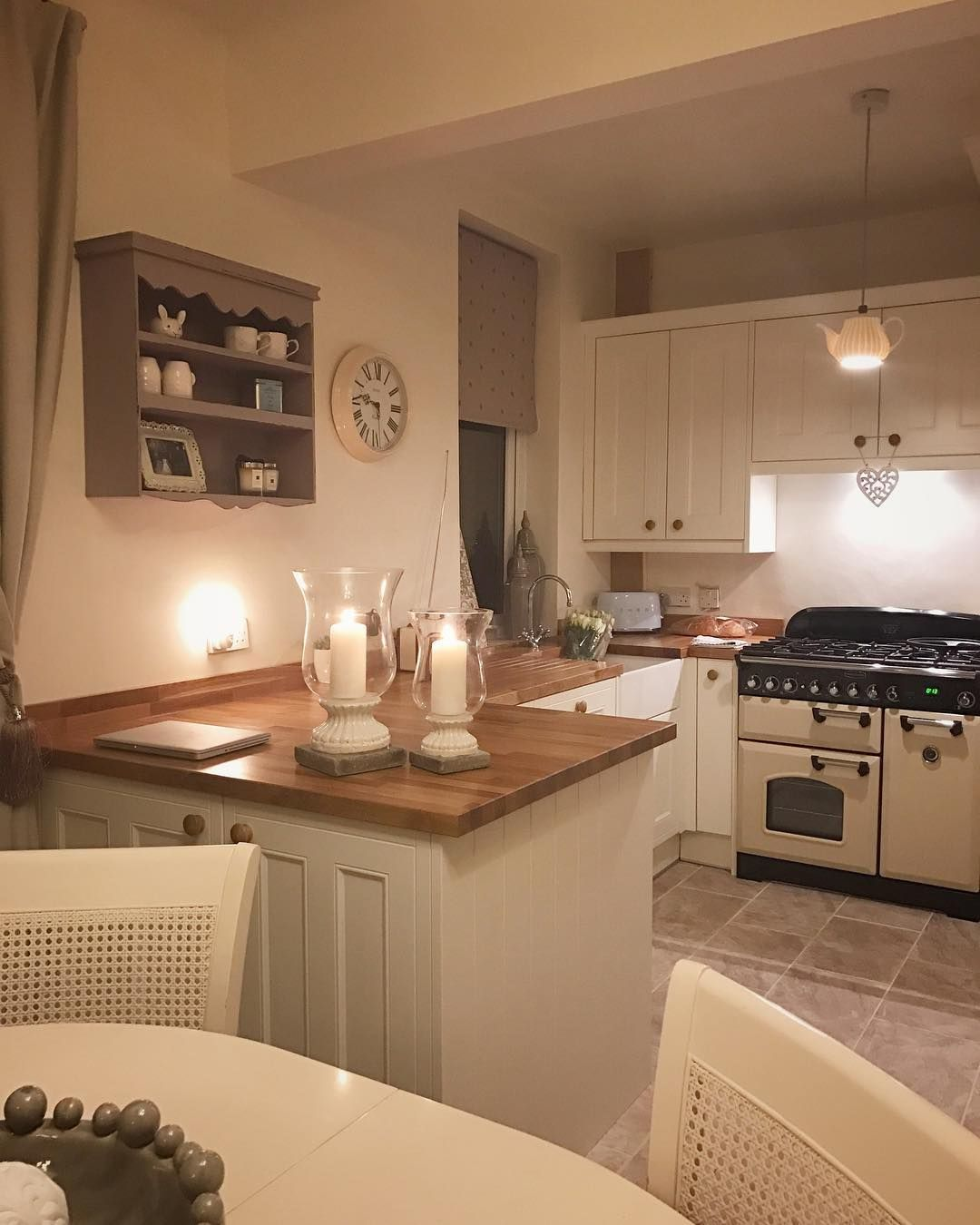 Pin by Laurent Forton on Decoration  Cosy kitchen, Kitchen