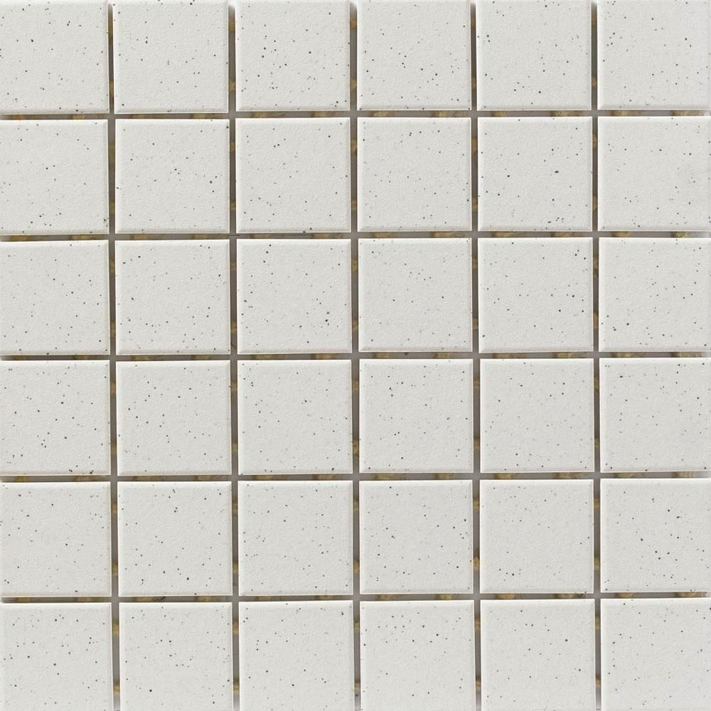 Us ceramic tile speckle white 12 in x 12 in unglazed porcelain us ceramic tile speckle white 12 in x 12 in unglazed porcelain mosaic floor dailygadgetfo Images