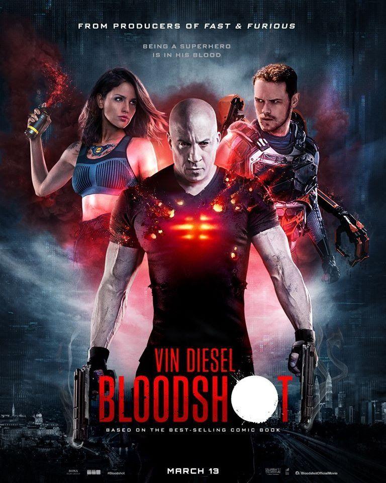 Movie Bloodshot 2020 Camrip High Vin Diesel Full Movies Online Free Free Movies Online
