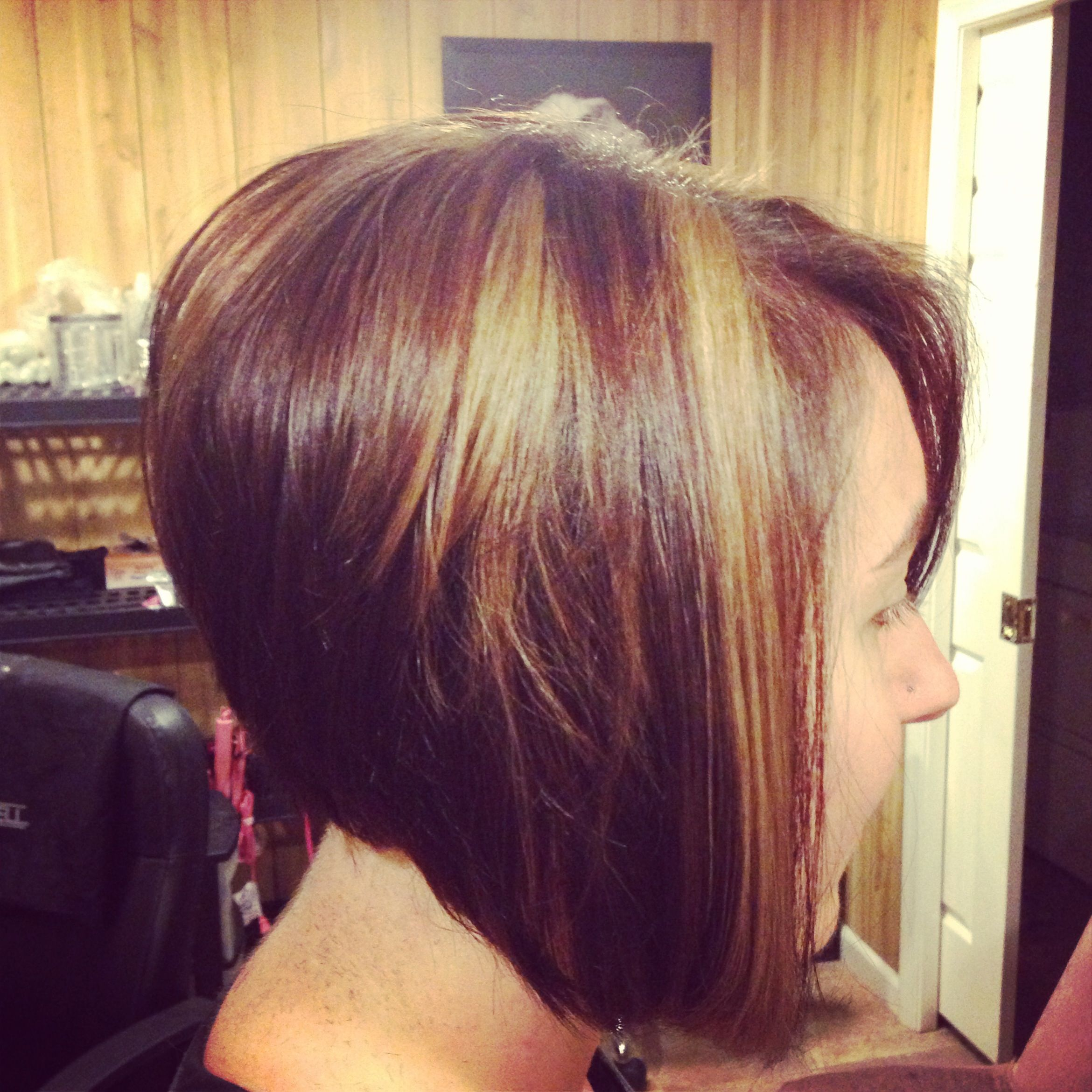 try on short hair styles did a dramatic bob for hairstyles 5203 | 47b35dee25789f5afc97ba1374d5203b