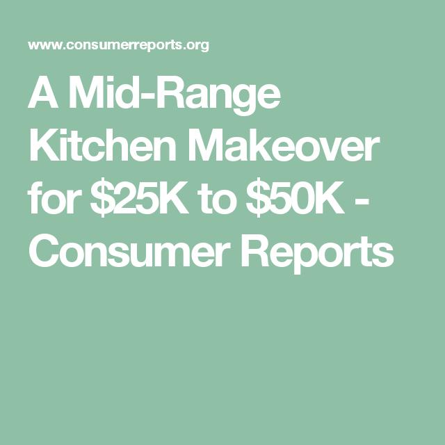 A Mid-Range Kitchen Makeover for $25K to $50K | Kitchen ...