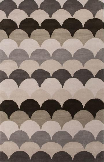 kitchen-area-rug? Jaipur En Casa by Luli Sanchez Tufted Arc Rug