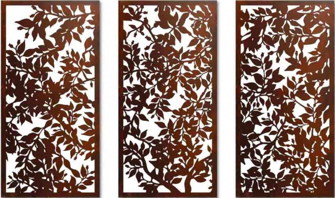Best Banksia Enlarge Screen Triptych Screens Products 400 x 300