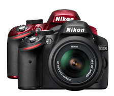 Nikon D3200 , a camera for those who venture into professional photography
