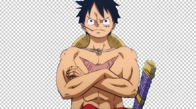 One Piece Monkey D Luffy Grinning One Piece Manga One Piece Luffy One Piece Anime