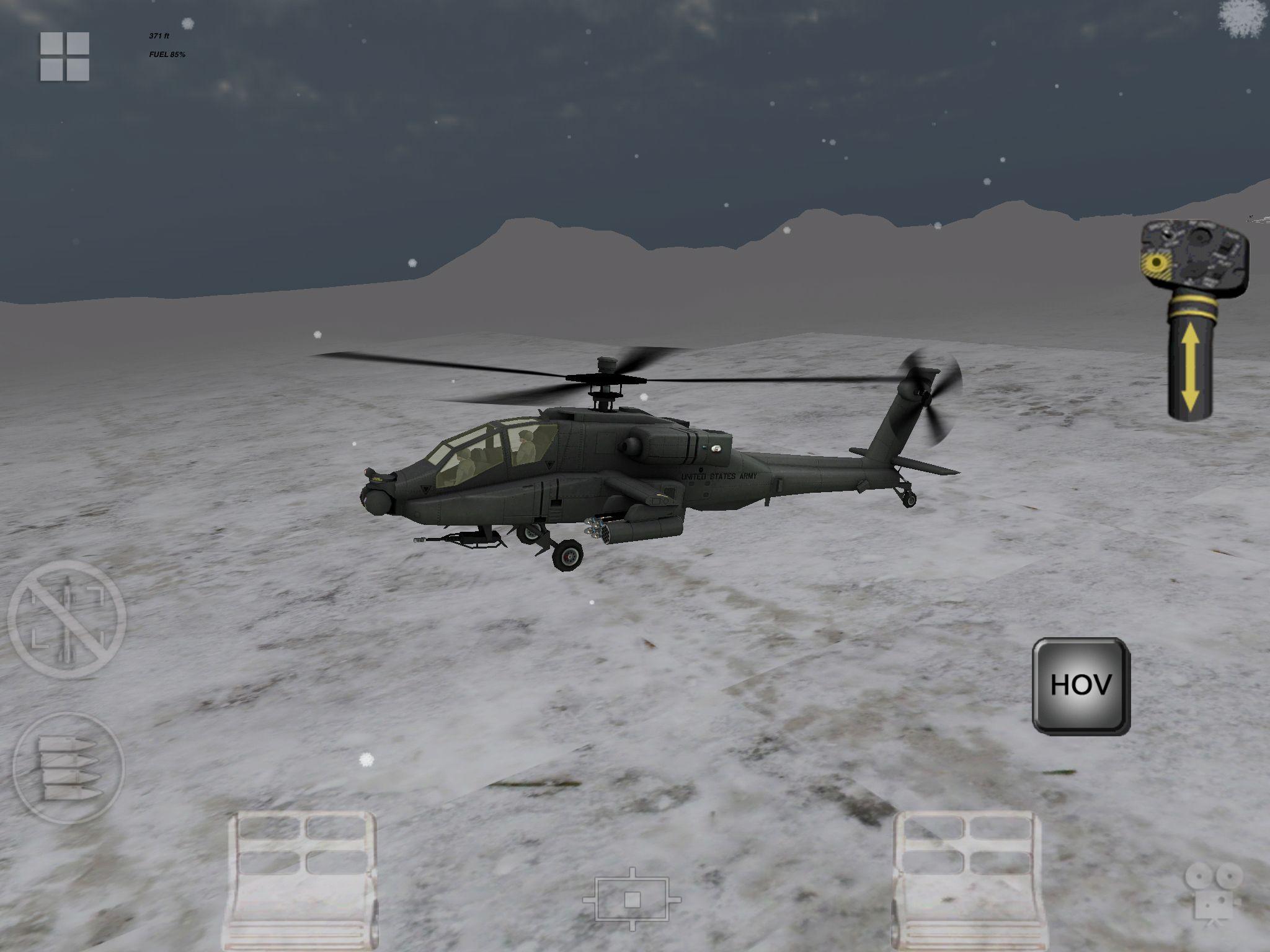 Flying in Alaska