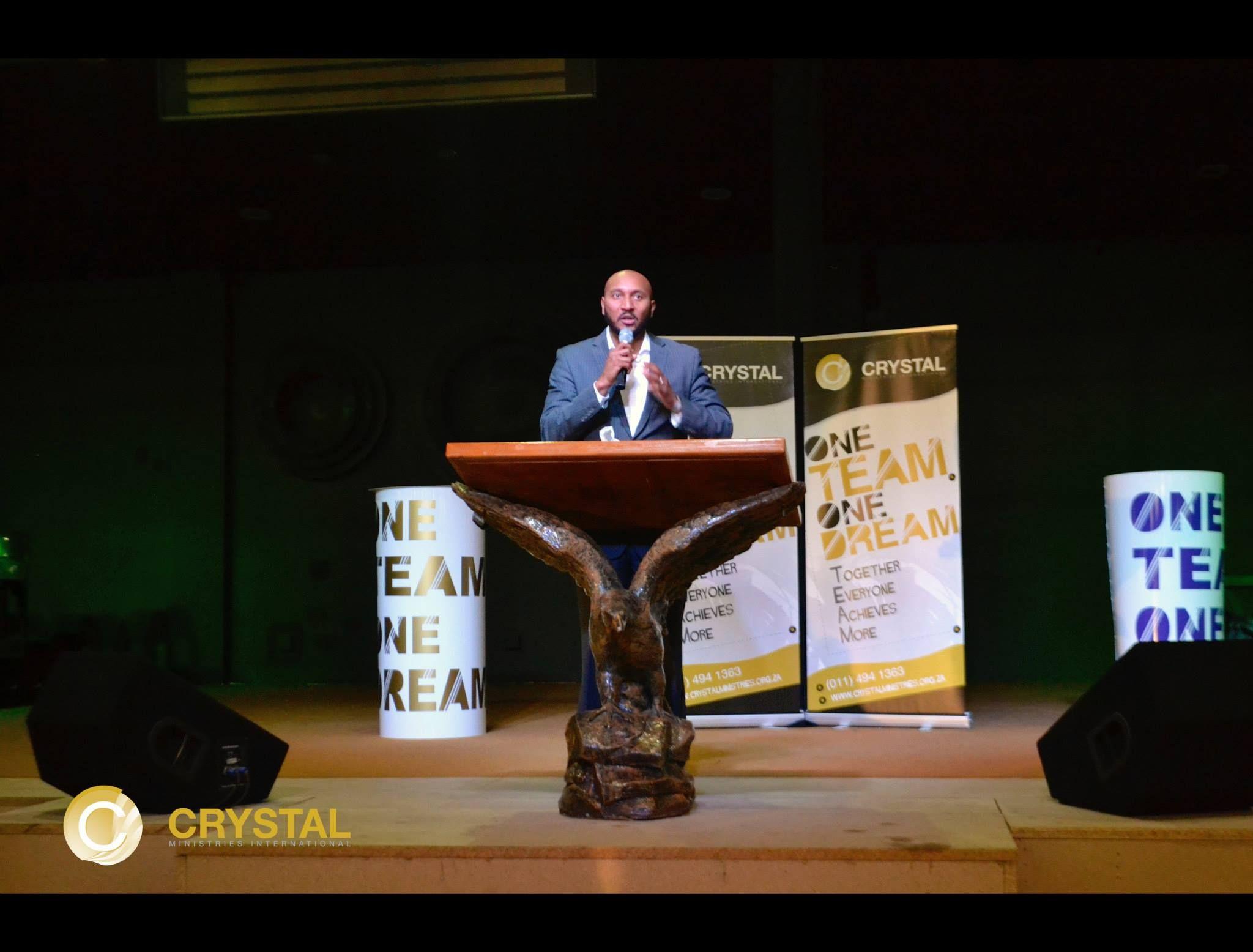 Service 25th May 2014 - Dr. David Hampton _ Crystal Ministries