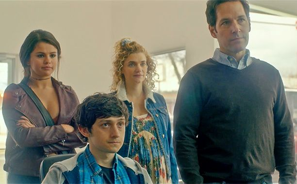 The Fundamentals of Caring': EW review   movies