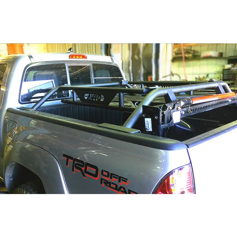 Avid Tacoma Bed Rail System Tacoma Truck Truck Accessories Toyota Tacoma 4x4