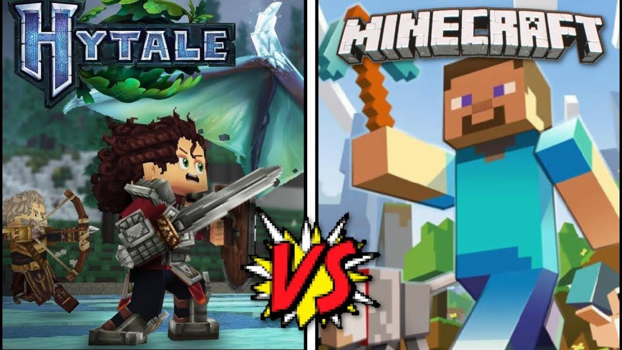 HYTALE VS  MINECRAFT - End or Beginning ? [ The Full Story