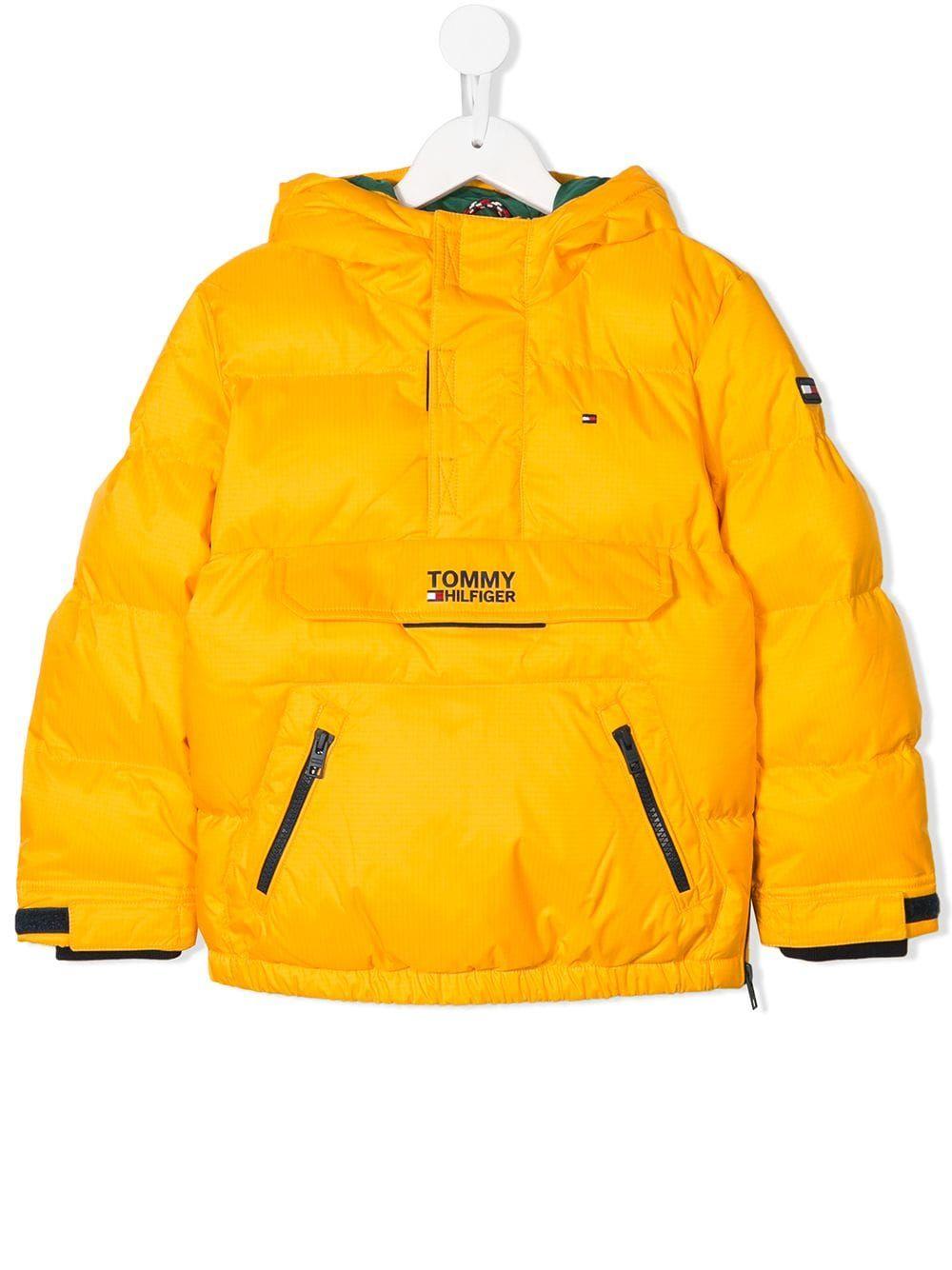 3b21fb5a3 Tommy Hilfiger Junior hooded padded jacket | KIDS NEW SEASON ...