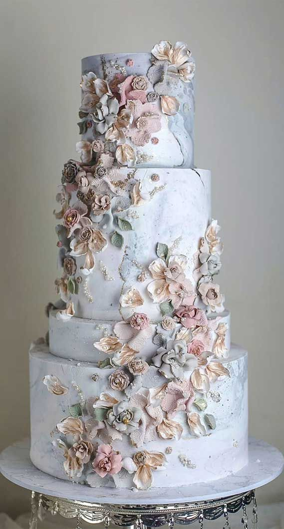 These 39 Wedding Cakes Are Seriously Pretty
