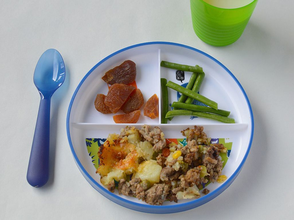 15 ideas de comidas para ni os de 1 a 3 a os fotos comidas recetas and lunches - Comidas para bebes de 5 a 6 meses ...