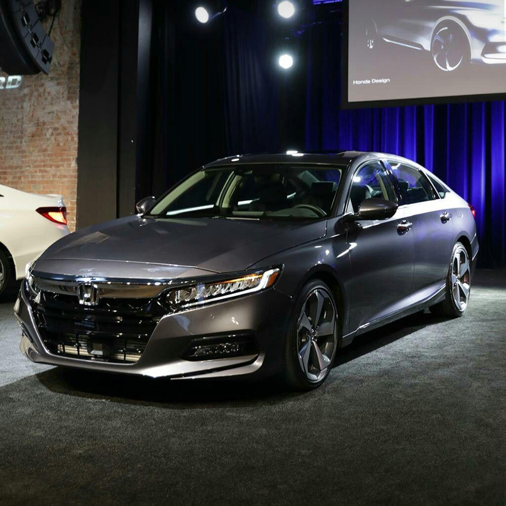 Honda reveals the new hondaaccord 2018 Accord