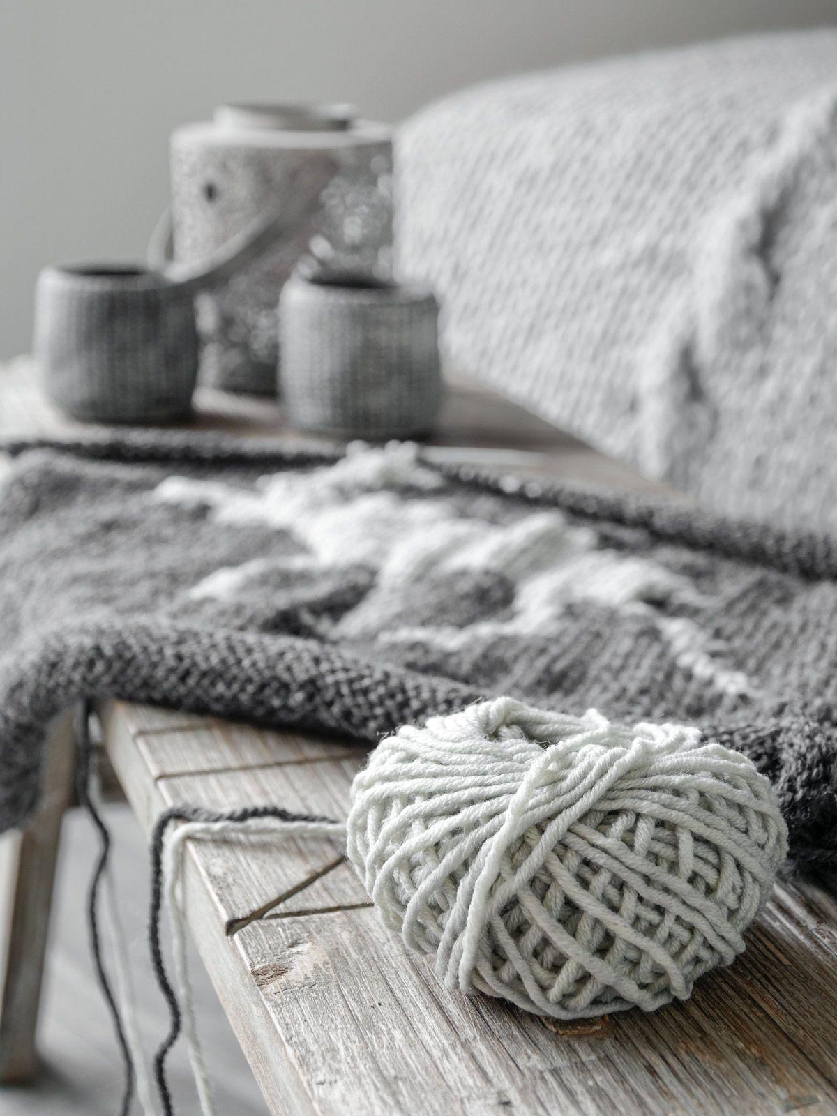 DIY | Pinterest | Kissenhüllen, Stricken und Elch
