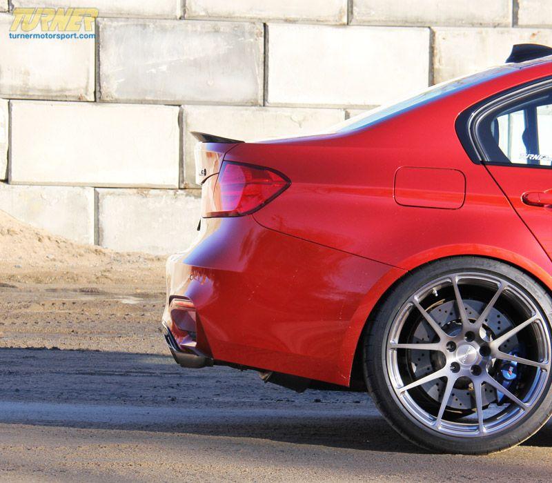 M Performance Carbon Fiber Rear Spoiler