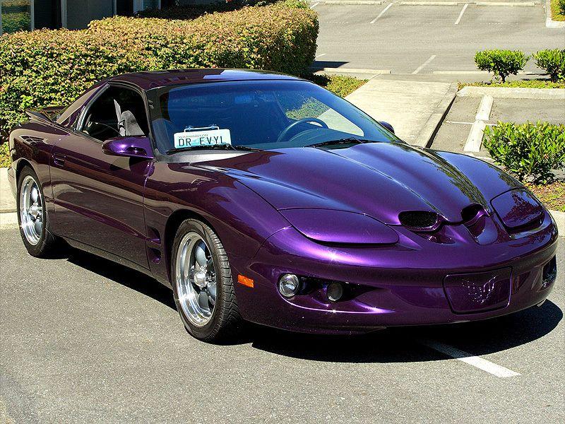 1999 pontiac firebird in purple purple my favorite color pontiac rh pinterest com