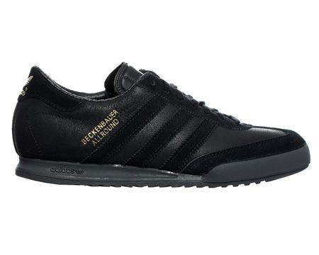 Tarjeta postal Fragua fácil de lastimarse  adidas beckenbauer allround black