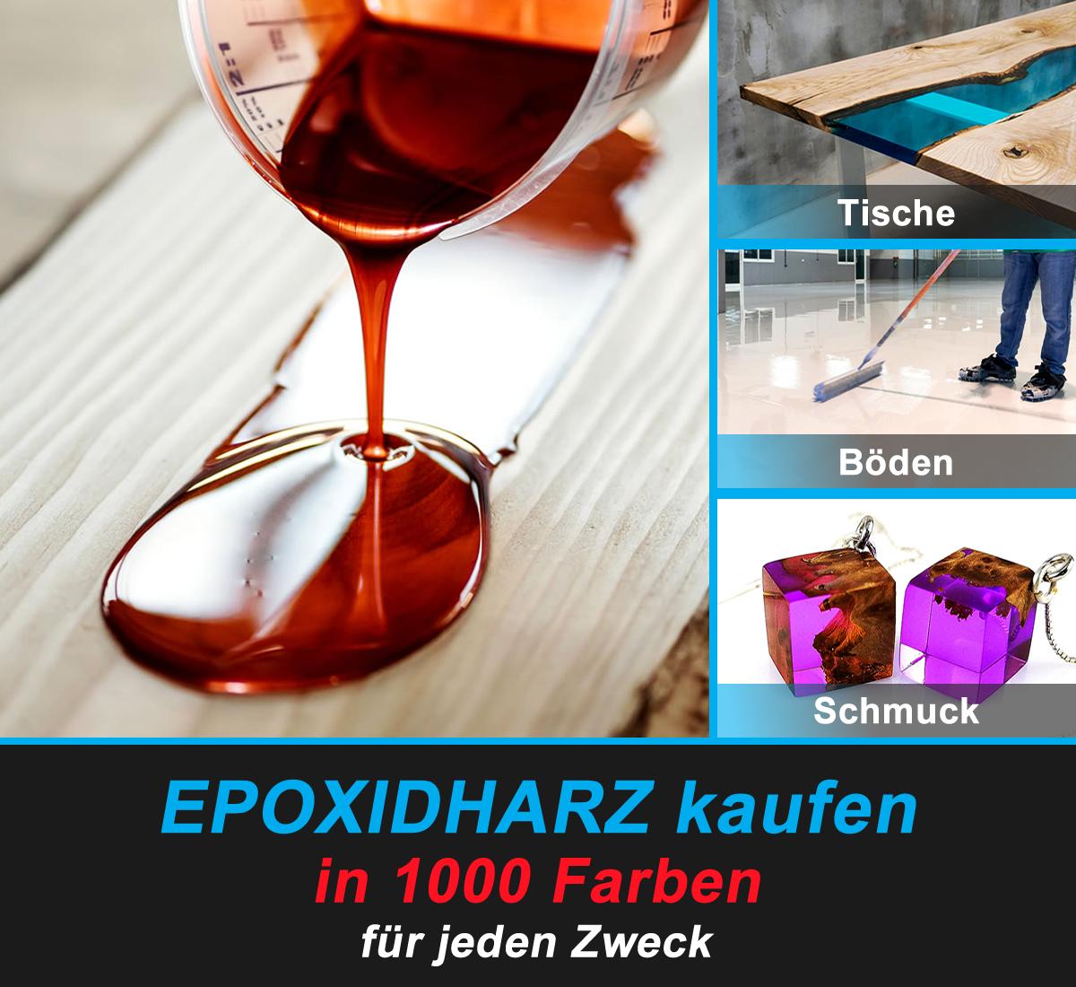 Epoxidharz kaufen in mehr als 1000 Farben | EPODEX  #hausdeko