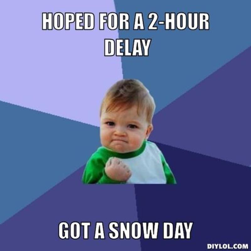 I Love Snow Days Teacher Humor Teacher Snow Day School Humor