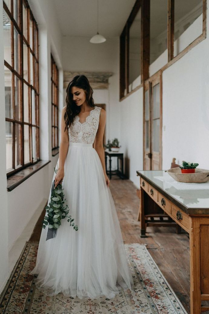 Photo of Wedding Dress Trends 2019 – FashionActivation