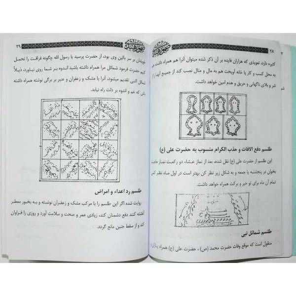 The most comprehensive Book on making Talisman Plates in spells