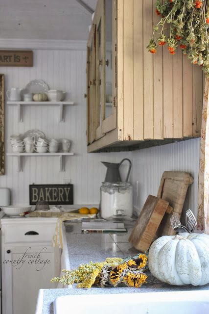 Autumn in the kitchen Kitchens are my weakness! Pinterest