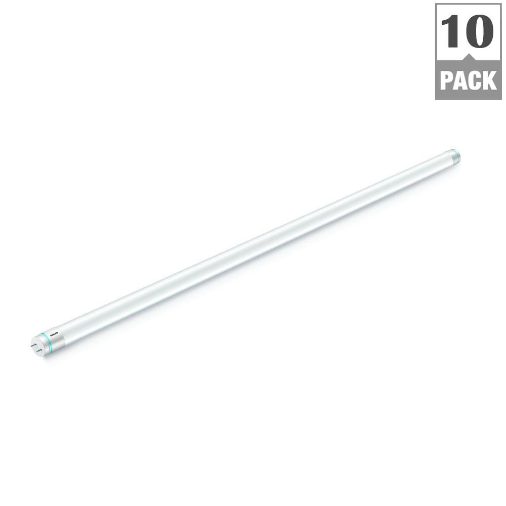 Philips 20 Watt 2 Ft Linear T12 Fluorescent Tube Light Bulb Cool White 4100k 12 Pack Fluorescent Tube Light Light Bulb Bulb