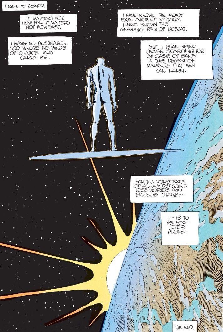 Pin De Duda Em Silver Surfer Silver Surfer Marvel Quadrinhos Hq Personagens De Filmes
