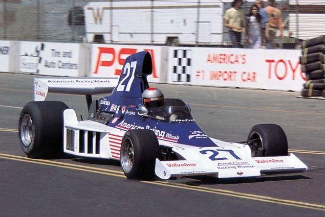 Parnelli VPJ4B (USA)  Ford Cosworth/Goodyear  1976  Driver: Mario Andretti