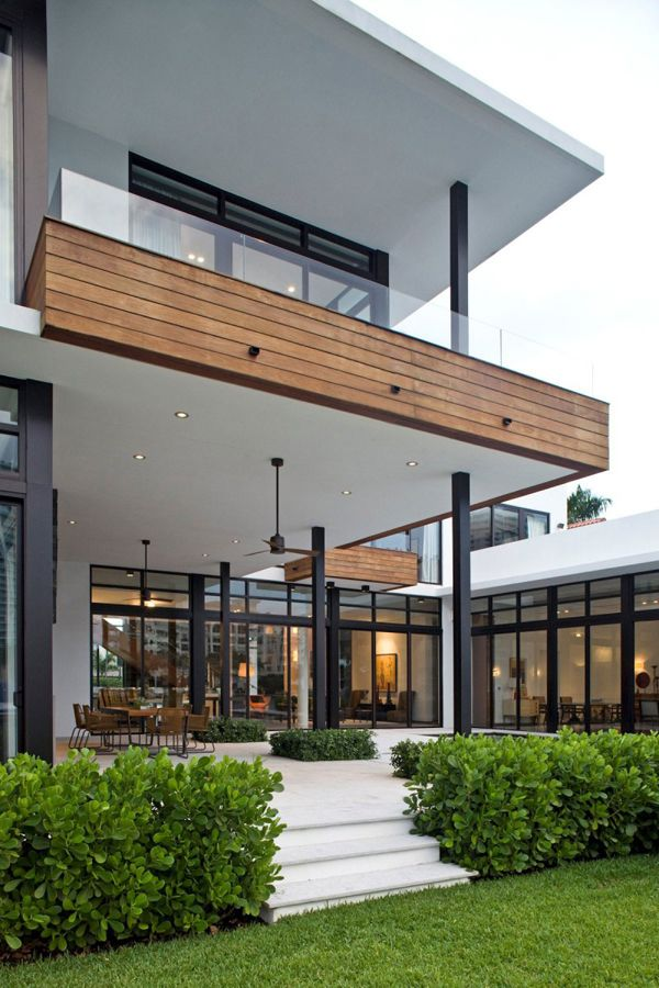 Photo of Franco Residence: A Modern Home in the Tropics of Golden Beach, Florida | Home Design Lover